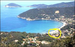 Elba noleggio barche Malua Procchio