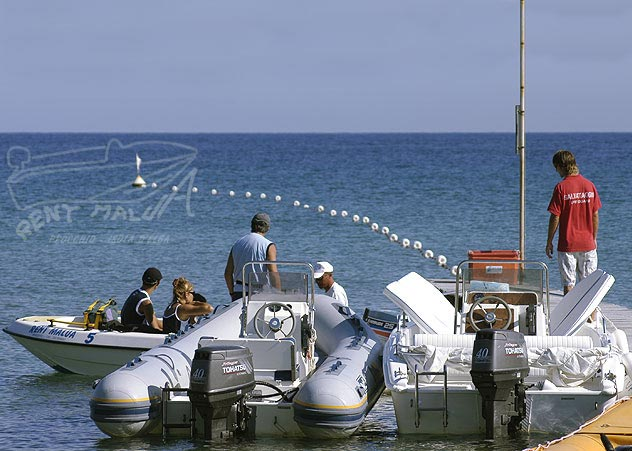 Boat rental Elba