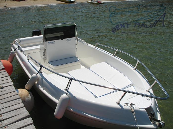 Elba noleggio barche Arkos 507 all'ormeggio