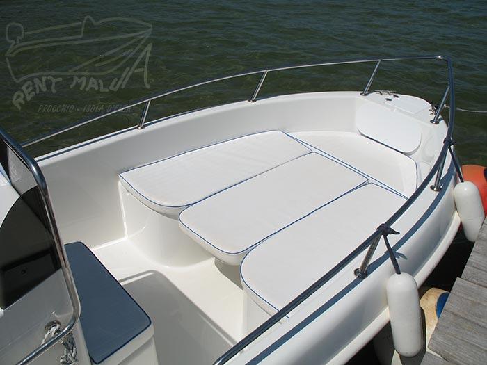 Elba noleggio barche Arkos 507 prendisole