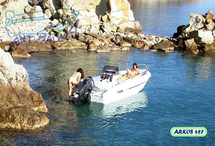 Barca Arkos 487